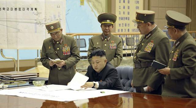 "Corea del Norte anuncia que está ""en estado de guerra"" con Seúl"