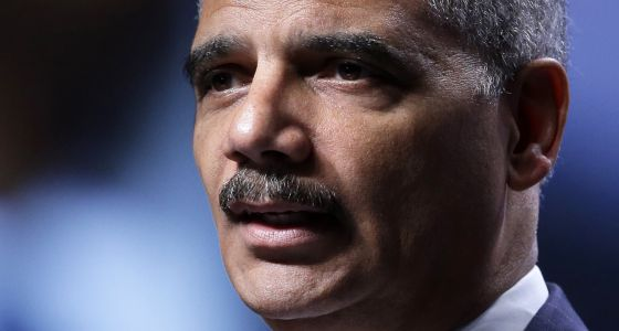 Eric Holder, Fiscal General estadounidense.