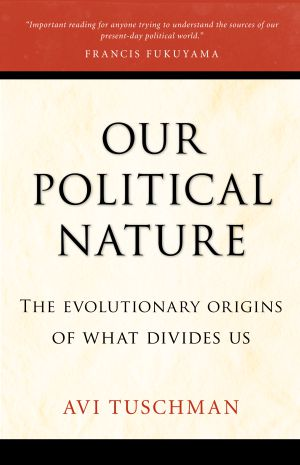 Portada de 'Our political nature'.