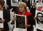 Bachelet says she was interrogated by infamous secret police chief