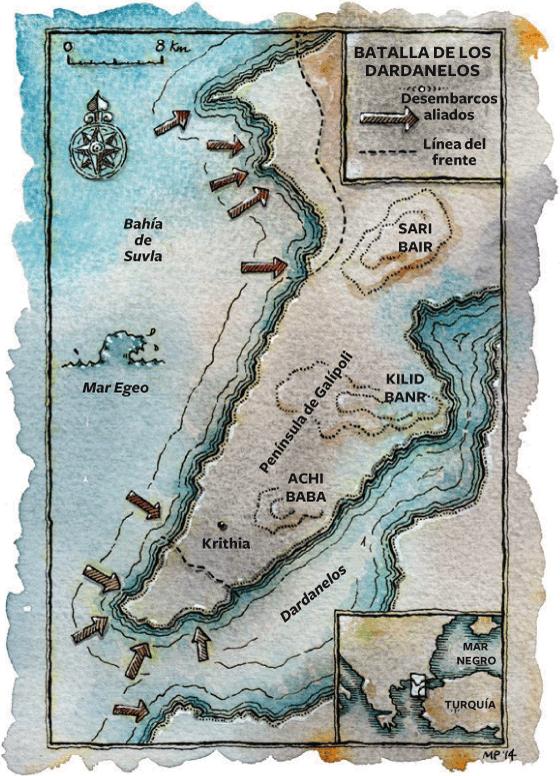 gran península de turquía