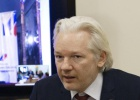 Assange says he will stay under Ecuador's protection