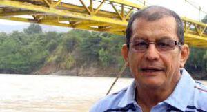 Miller Dussan Calderón, membro do Movimento Rios Vivos, Colômbia.