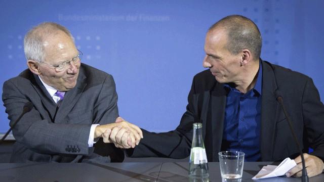 """Schäuble: """"As promessas eleitorais à custa de terceiros não são realistas"""""""
