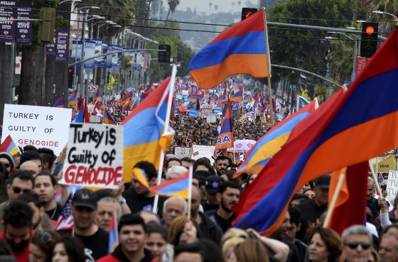 Genocidio Armenia