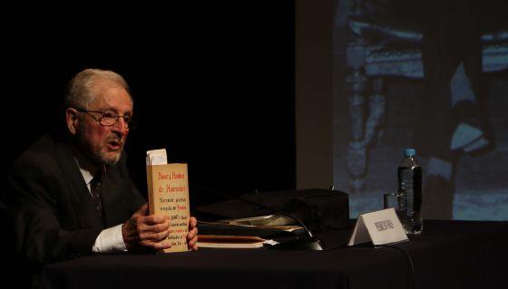Pierre Duviols en el Seminario Ecos de Huarochirí