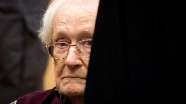 Oskar Gröning, de 93 anos.