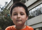 The Mexican nine-year-old studying chemistry at university