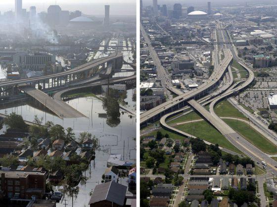 El Desastre Del Katrina En 20 Cifras Internacional El Pais