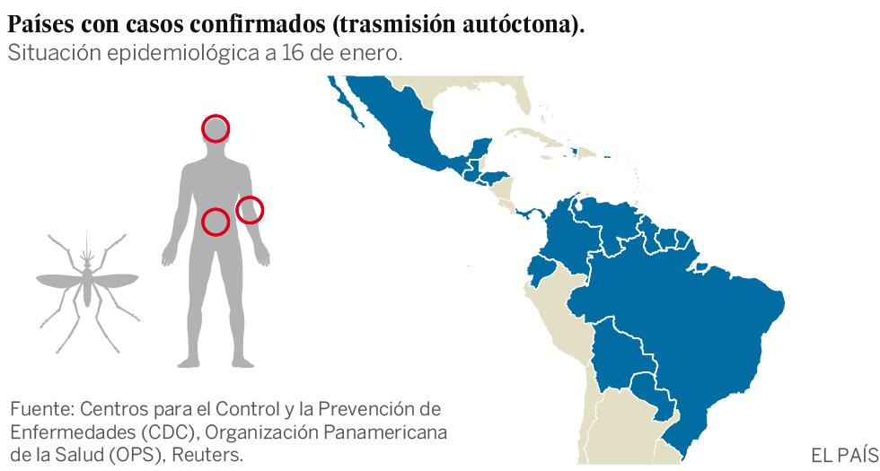 2ef617d076 Síntomas zika: Diez preguntas y respuestas sobre el virus zika ...