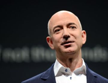 El dueño de Amazon y de The Washington Post, Jeff Bezos