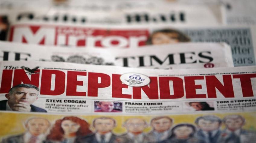 'The Independent' dejará de publicarse en papel