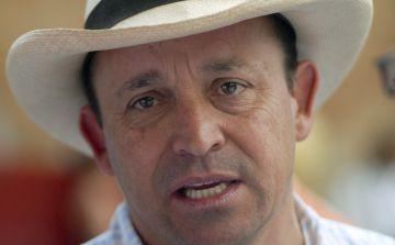 Santiago Uribe, hermano del expresidente Álvaro Uribe.