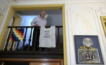 El premio Nobel es una referencia directa para los Pueblos Originarios de Argentina.