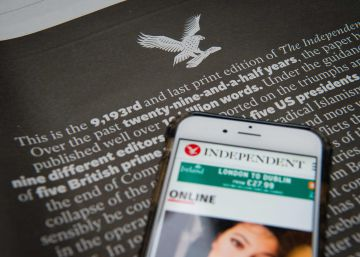 'The Independent' dejará de publicarse en papel