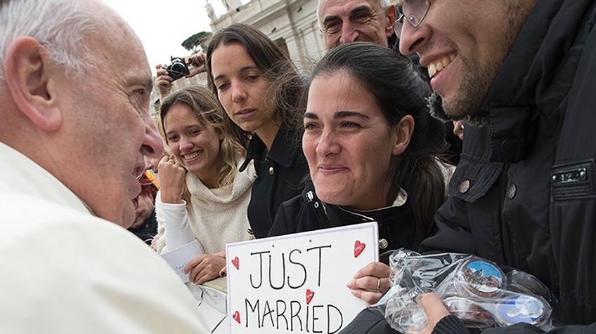 El Papa abre la Iglesia a los divorciados que vuelvan a casarse