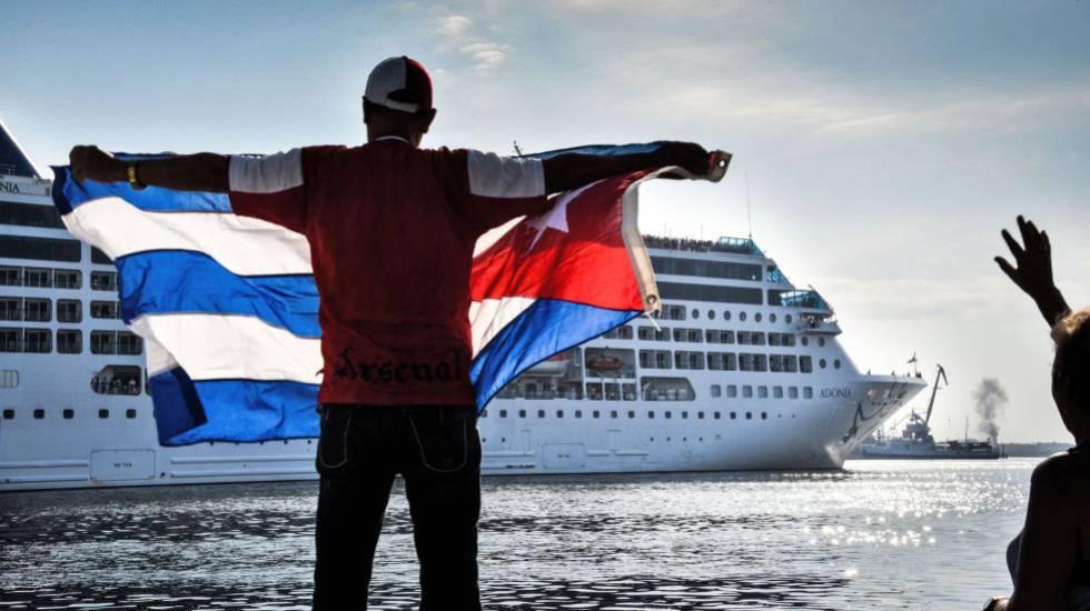 Resultado de imagen para los cruceros EEUU en Cuba