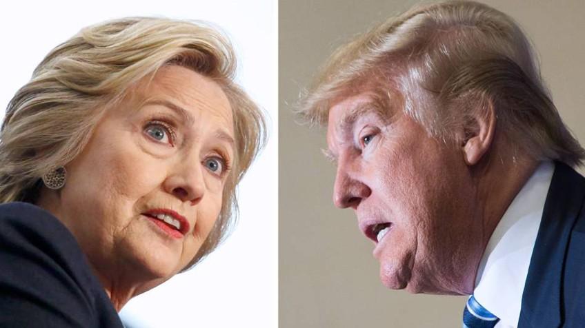 O duro duelo com Clinton, último obstáculo entre Trump e a presidência