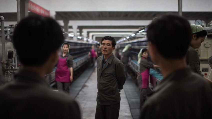 A missão impossível de informar na Coreia do Norte