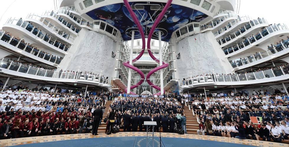 Crucero 'Harmony of the Seas'