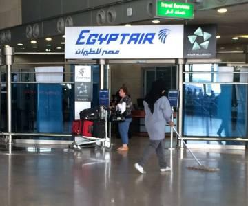 Avion desaparecido en Egipto