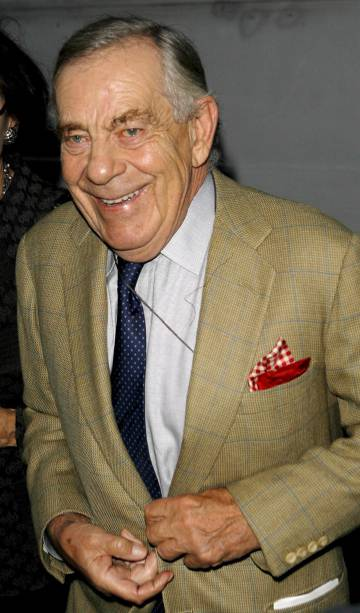 Muere Morley Safer