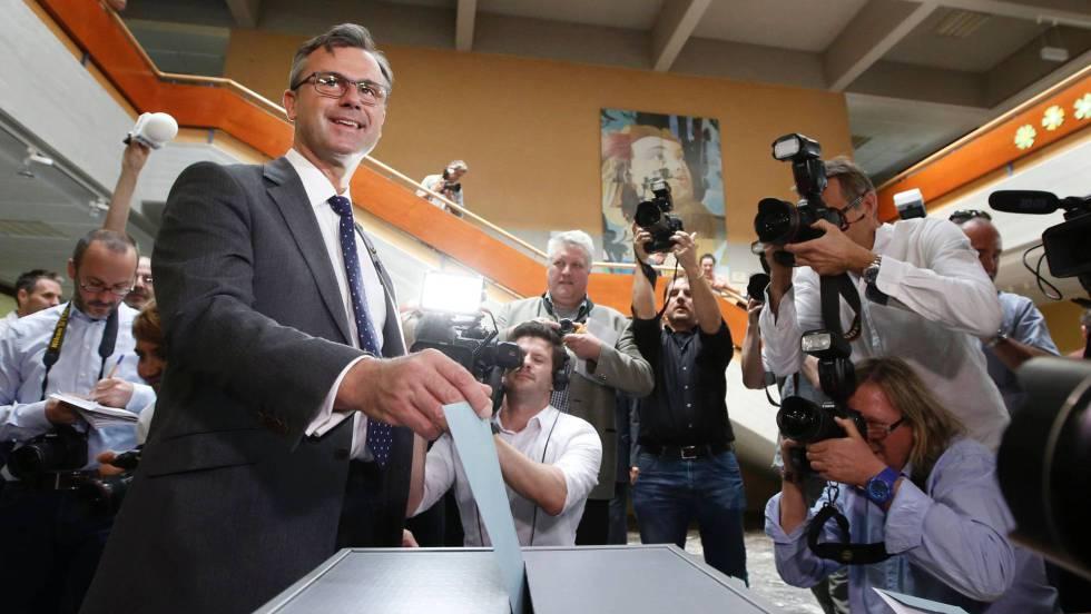 O crescimento da ultradireita divide a Áustria em dois e inquieta a Europa