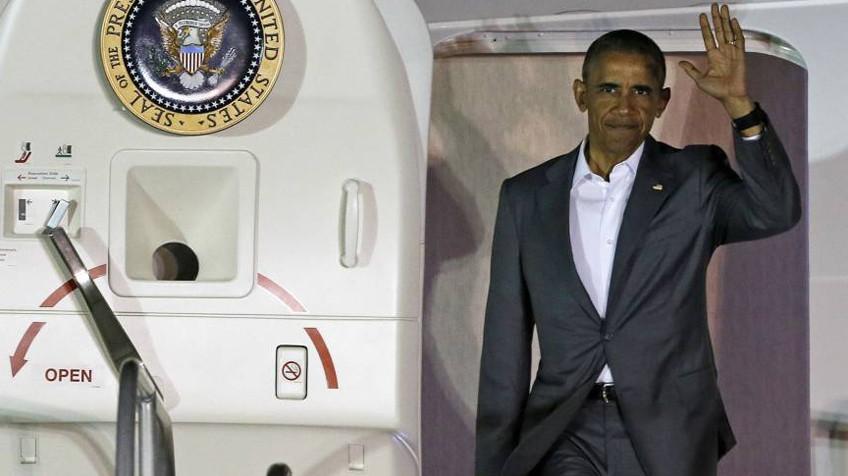 Obama visitará finalmente España a seis meses de dejar la Casa Blanca
