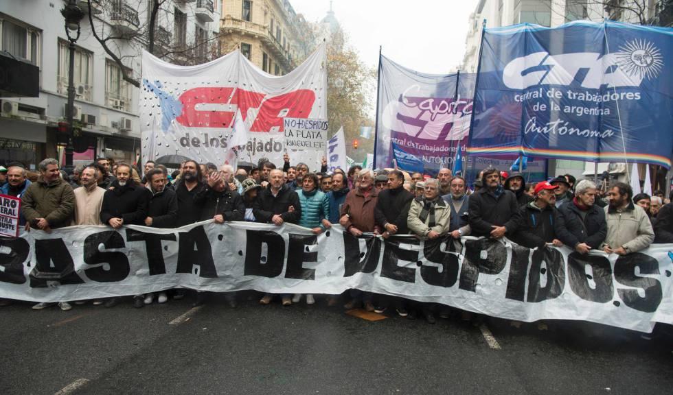 La Corte Suprema de Argentina limita el derecho a huelga