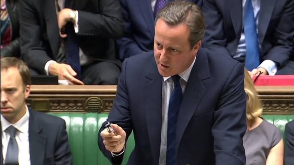 """Cameron a Corbyn: """"Por amor de Dios, váyase"""""""