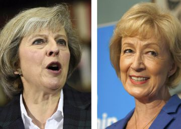 Theresa May y Andrea Leadsom se disputarán la sucesión de Cameron