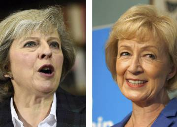 Theresa May y Andrea Leadsom se disputarán la sucesión de David Cameron