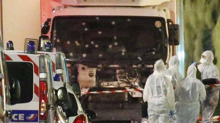 Lo que se sabe del atentado en Niza
