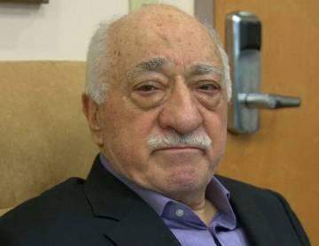El clérigo Fethullah Gülen en su casa en EE UU.
