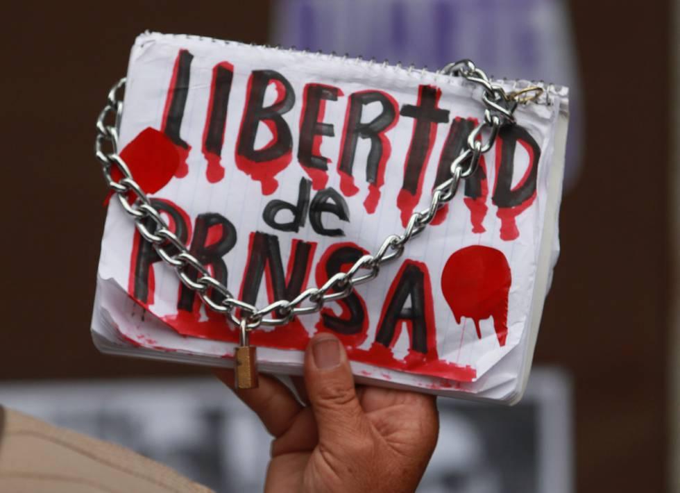 Ms De La Mitad Los Ataques A Periodistas En Mxico Fueron Ordenados Por Funcionarios Del Estado