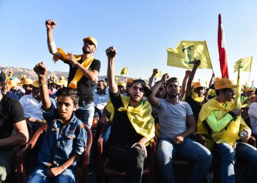 Europe, believe Hezbollah – it's exactly the terror organization it says it is