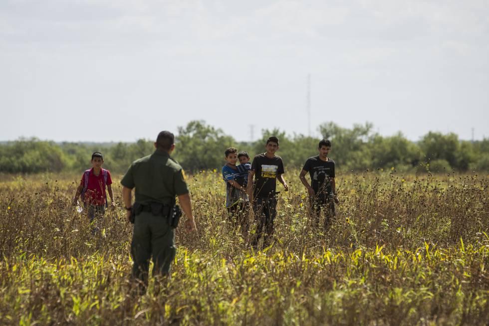 McAllen Texas Frontera Con Mexico
