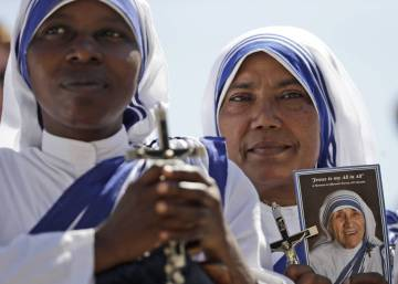 El Lado Oscuro De La Madre Teresa De Calcuta Internacional El Pais