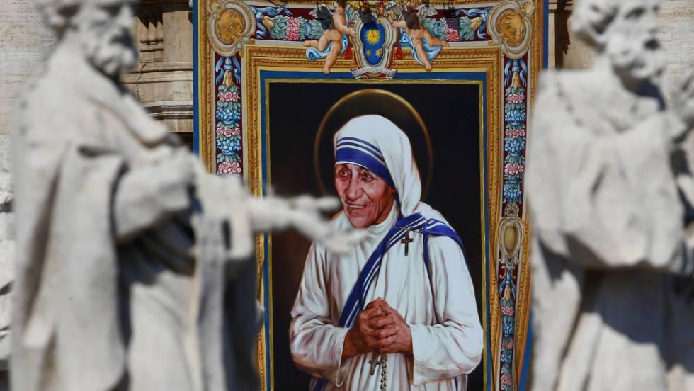 O lado obscuro de Madre Teresa de Calcutá