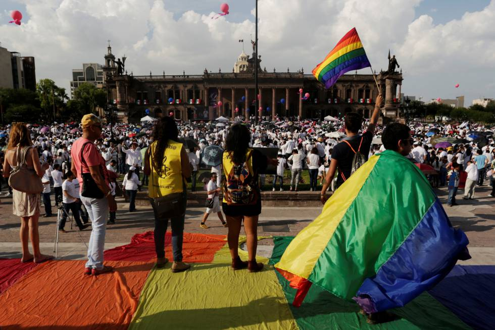 Personas con orientacion homosexual rights
