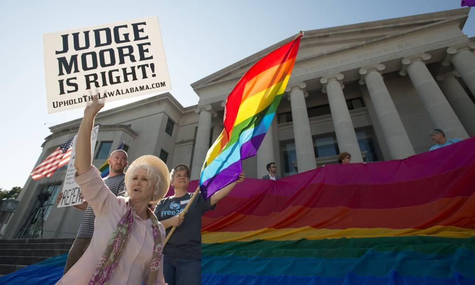 leyes de matrimonio homosexual en estados unidos