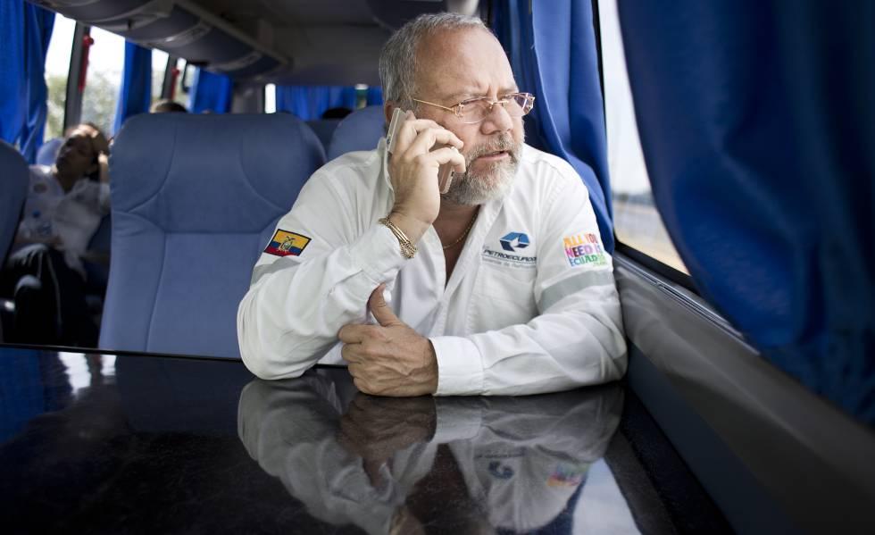 Una trama corrupta implica a la petrolera ecuatoriana ...