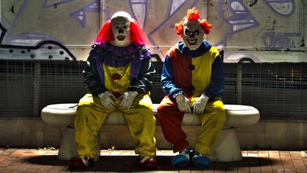 El pánico a los payasos se extiende en vísperas de Halloween