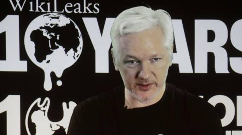 Julian Assange, no último dia 4 de outubro.