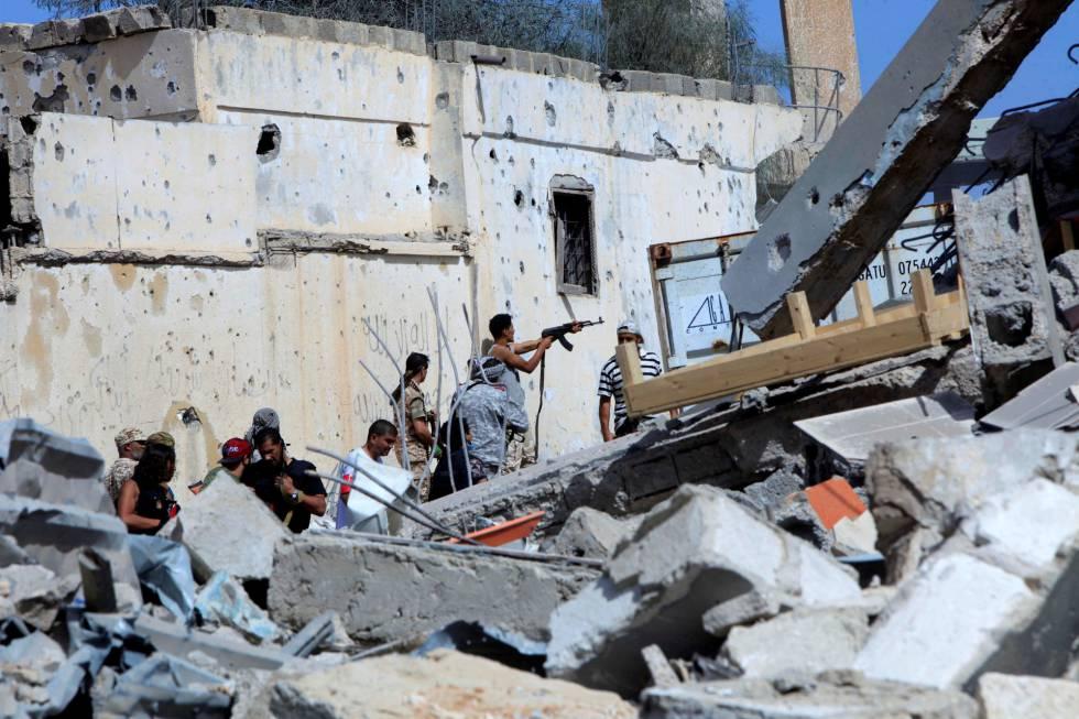 Resultado de imagen de Libia en la actualidad imágenes
