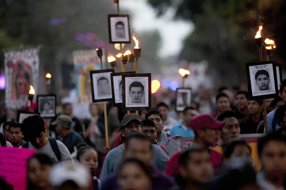 Resultado de imagen para caso ayotzinapa