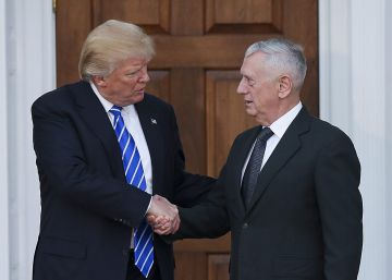 Trump apunta a un general retirado como posible secretario de Defensa