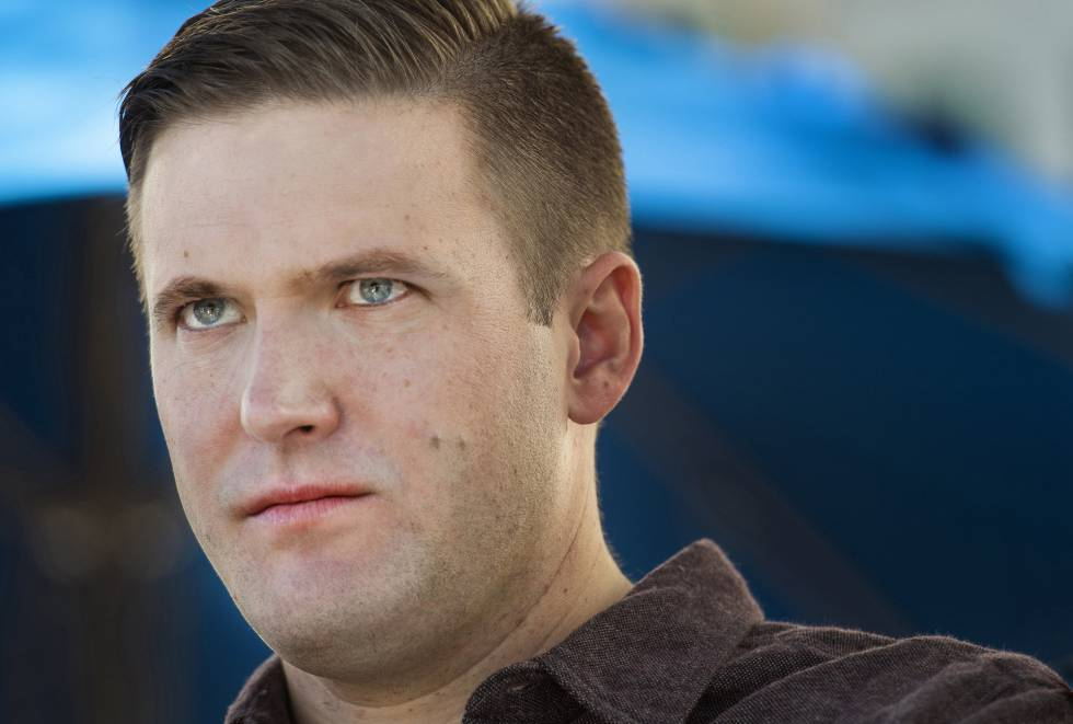 Richard Spencer, padre del concepto de 'alt-right