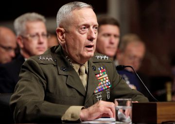 Donald Trump nombra al general James Mattis secretario de Defensa
