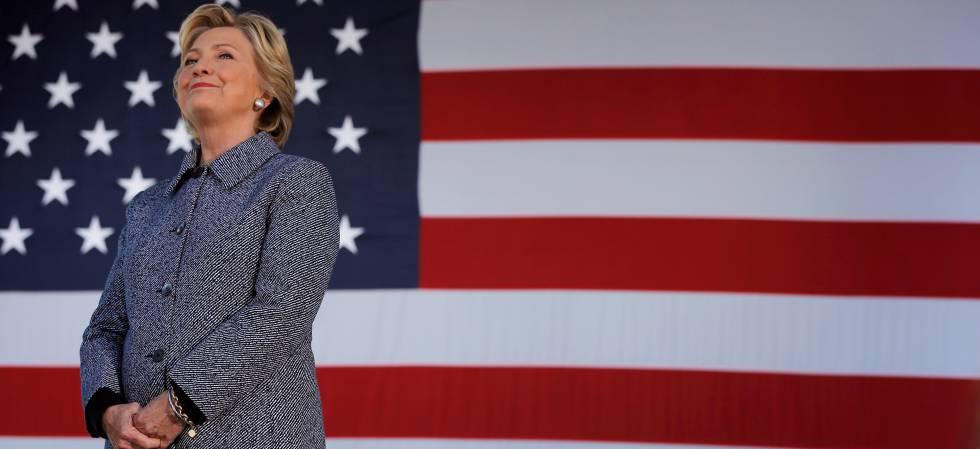 Hillary Clinton, el pasado mes de septiembre.